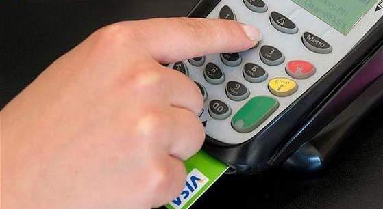 credit card machine